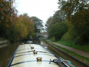 Leaving Middlewich